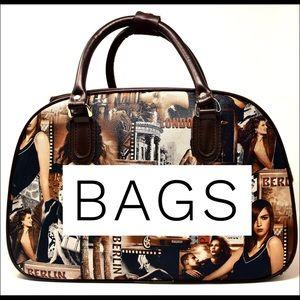 Handbags - Coach wristlets clutches wallets travel bags totes